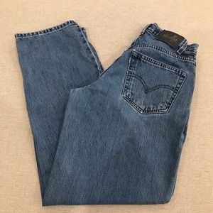 Vintage Levi's Silver Tab Baggy Jeans 30x32